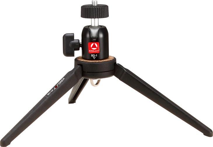 7691c7ad05f Mini professionaalne paindlik lauaplaadi kaamera statiiv ...