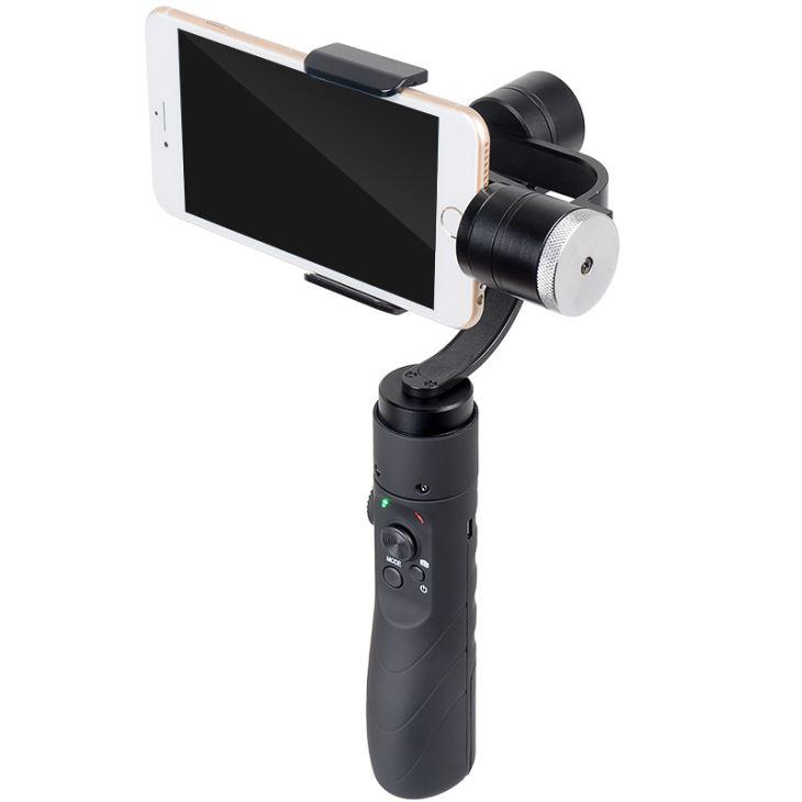 030a342fcab AFI V3 käeshoitav tegevuskaamera stabilisaator 3-teljeline harjavaba  pihuarvuti Gimbal nutikas telefoni- ja spordikaamera